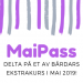 MaiPass 2019 // Drop in